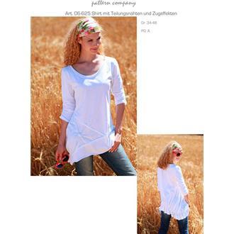06-625 - Shirt mit Nähten