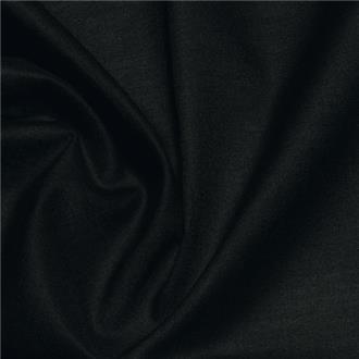 BW-Mousselin schwarz