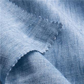Bellino d jeansblau, 150 cm Reststück