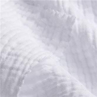 Bio-Doppelmull weiß