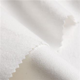 Bio-Flanellina weiß
