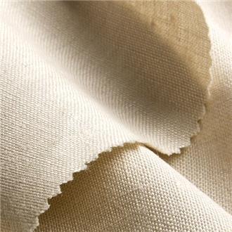 Bio-Linen beige, 170 cm Reststück