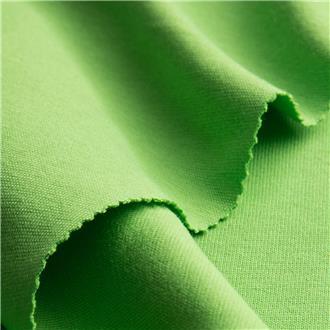 Bio-Rib-Jersey apfelgrün