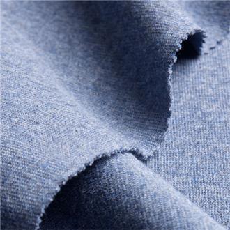 Bio-Rib jeans melange
