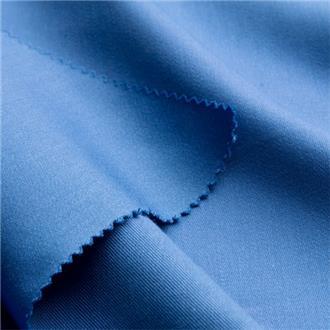 Bio-Satin kobaltblau