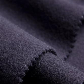 Jacken Mantelstoffe Warmes Weiches Wollgewebe Mit Cashmereanteil