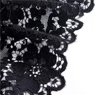 Chantilly schwarz