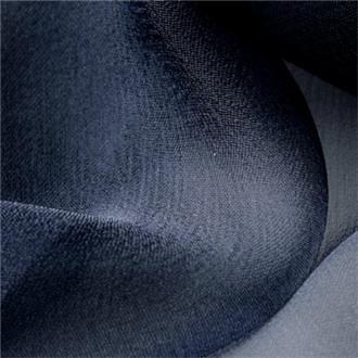 Chiffon F73 dunkelblau