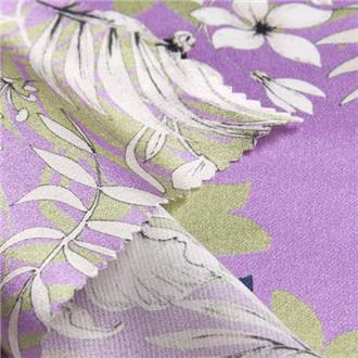 Chiffon Satin Lily