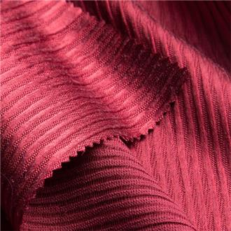 Cranberry pleats