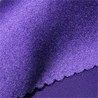 Crepe-Satin F05 violett