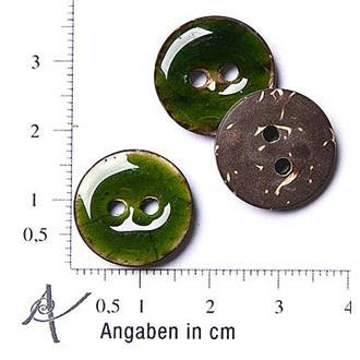 """EpoxiCocos 28"""" grün"""