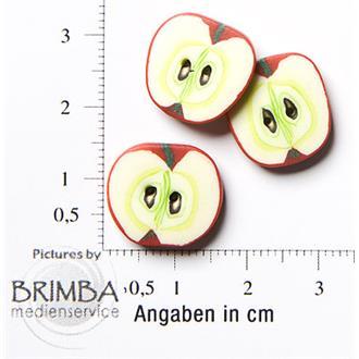 Fimo Apfel