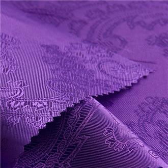 Futterjacquard Violett