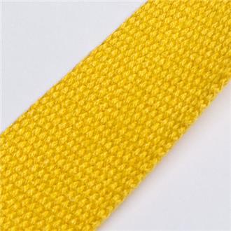 Gurtband 3cm gelb