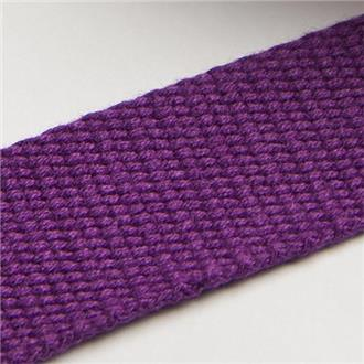 Gurtband 3cm lila