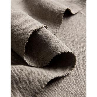 Hempstoned taupe, 105 cm Reststück