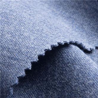 Interlock jeans II. Wahl, 135 cm Reststück