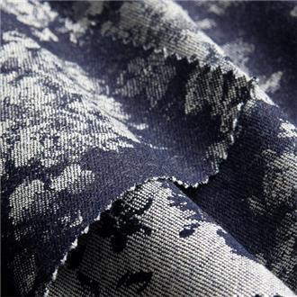 Jeansrose, 160 cm Reststück