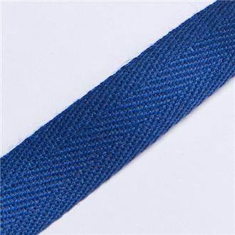 Köperband 14 dunkelblau