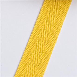 Köperband 14 gelb