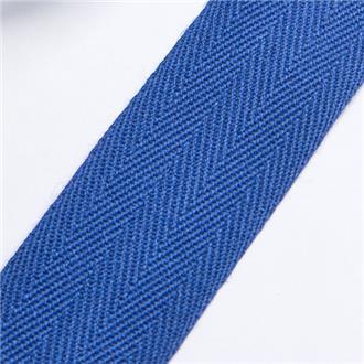 Köperband 25 dunkelblau