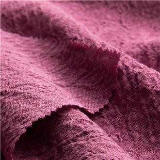 Krepp dunkelrot-pink