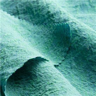Krepp grün-blau