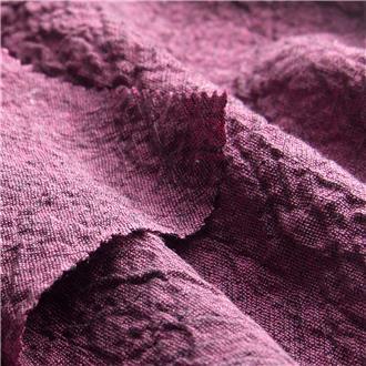 Krepp pink-schwarz