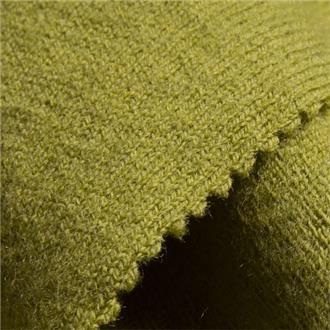 Lanamaglia tiglio, 100 cm Reststück mit einem Maschenfehler (s. Beschreibung)