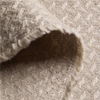 Leinen-Waffelpique natur, 110 cm Reststück