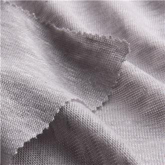 Leinensingle grigio chiaro