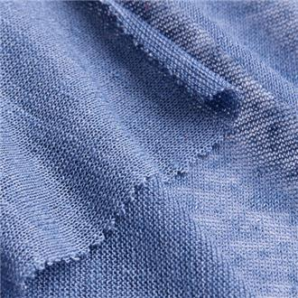 Leinensingle niagara blue
