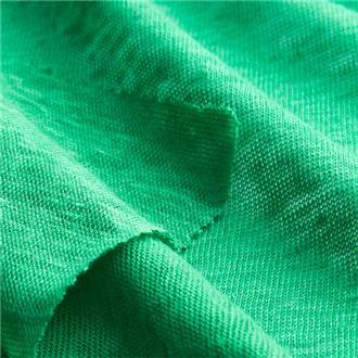 Leinensingle verde