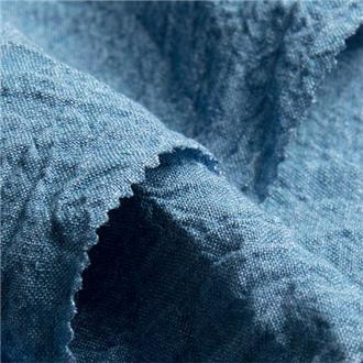 Linkrepp indigo, 260 cm Reststück