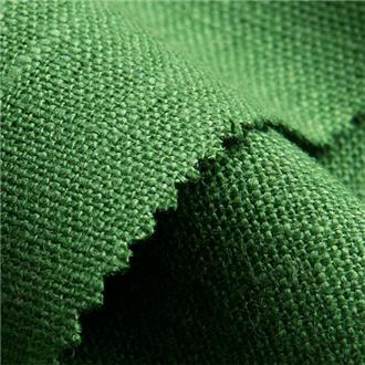 Lino grün, 100 cm Reststück