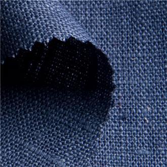 Lino indigo, 120 cm Reststück