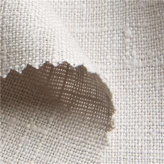 Lino silber, 55 cm Reststück mit Fehler (s. Beschreibung)