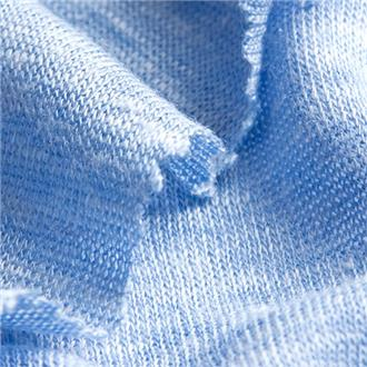 Linseta azzurro, 140 cm Reststück