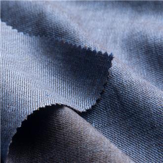 Lintwill blau-grau, 95 cm Reststück