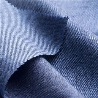 Lintwill blau-schwarz