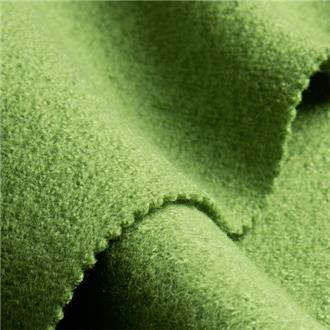 Merino-Feinwalk grün, 115 cm Reststück