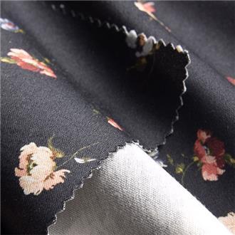 Piccoli fiori, 240 cm Reststück mit mehreren kleinen dunklen Farbflecken