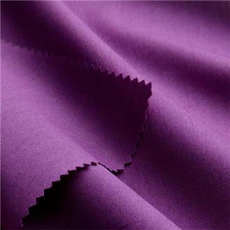 Popeline purpur