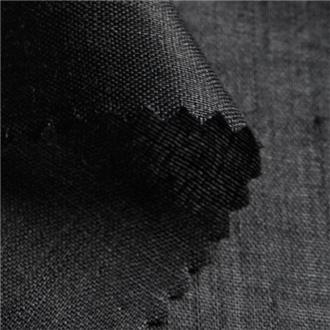 Ramie-Batist schwarz