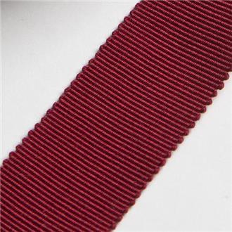 Ripsband dunkelrot