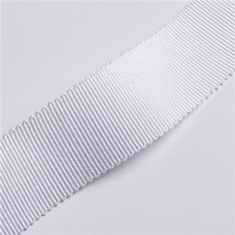 Ripsband weiß
