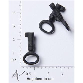Schlüssel 1 schwarz