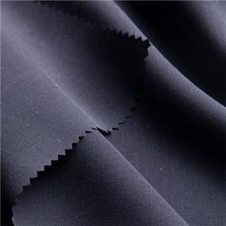 Seidenrips nachtblau
