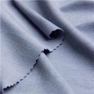 Temo-Jersey taubenblau